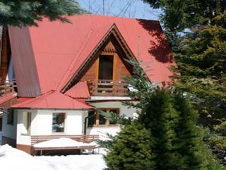 Domek na ulicy Zamoyskiego w Centrum Zakopanego