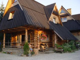 samodzielny domek w Zakopanem