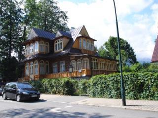 Domek przy ul. Sienkiewicza