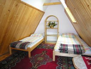 Domek pod Nosalem w Zakopanem - pokój 2-u osobowy