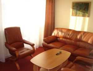 sofa w pensjonacie