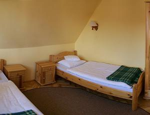 pokoik w pensjonacie na Skibówkach