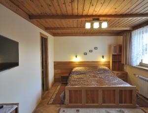 Pokoj 2-osobowy z łazienką.