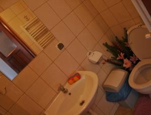 łazienka dla turystów