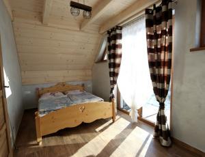 Sypialnia 2-os w domku