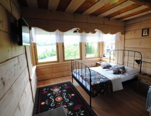 studio w góralskim domku Bukowina