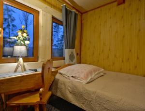 przytulny pokój w pensjoncie