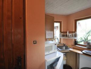 Aneks kuchenny na parterze. w domku w centrum Zakopanego