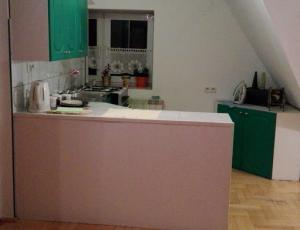 aneks kuchenny na II piętrze