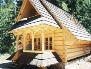 Góralski Domek Zakopane - widok