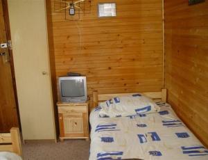 Pokoje Gościnne Zakopane Centrum - pokój w drewnie