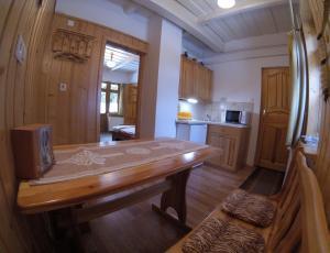 Kuchnia w mieszkaniu ul. Bulwary Słowackiego