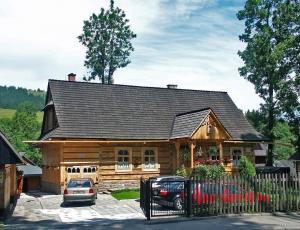 Zabytkowy domek w Zakopanem