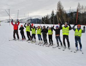 Kurs feryjny Zakopane Slalom