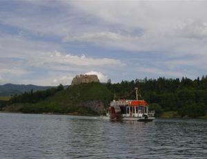 Rekreacja wodna rejsy po Zalewie Czorsztyńskim