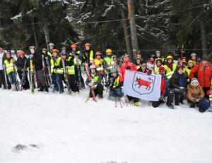 Narciarskie zimowisko Slalom