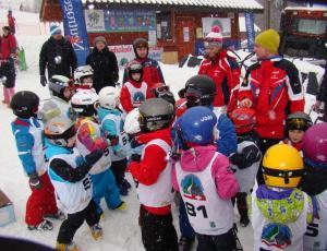 nauka narciarstwa dla dzieci