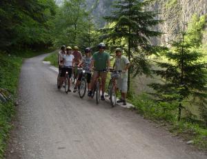 Rowerem po Pieninach Slowackich