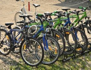 rower dla każdego z wypożyczalni w Sromowcach Niznych