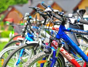 nowe rowery w Sromowcach Niznych