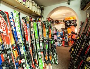narty do nauki dla dzieci Zakopane Slalom