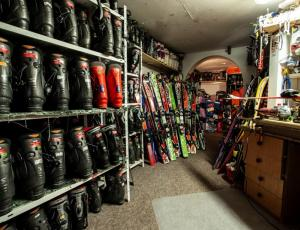 Buty i narty do wypożyczenia Zakopane slalom