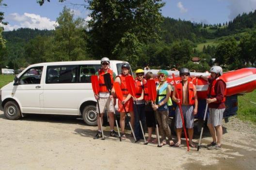 Rafting Fun Time wycieczka