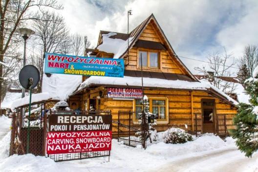 tania  Wypożyczlnia narciarska Zakopane