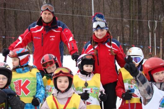 Instruktorzy i szkóła narciarska Fun school