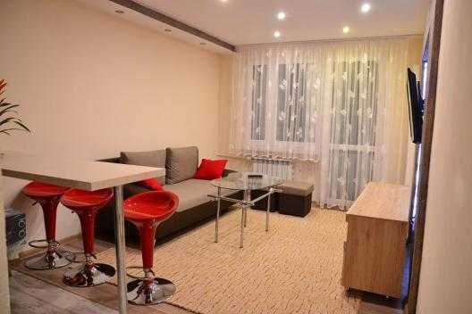 Salon- apartament w centrum