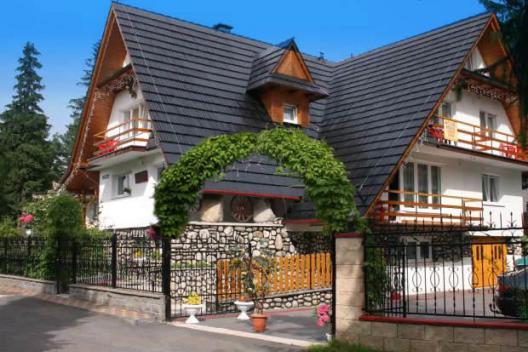 Domek przy ul. Zwierzynieckiej
