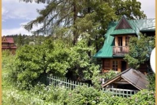 samodzielny domek na Gubałówce
