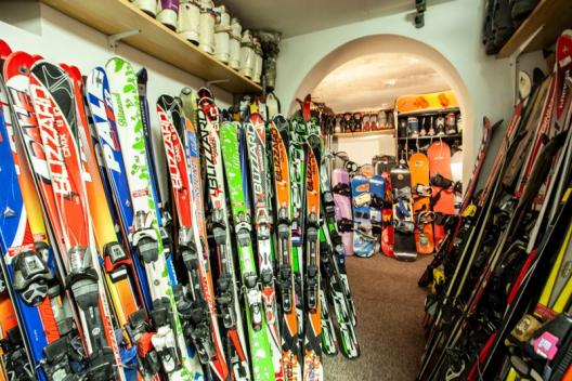 Wypożyczalnia narciarska Zakopane